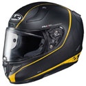 HJC RPHA 11 Pro Full Face Helmet Riberte Black/Yellow