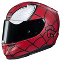 HJC RPHA 11 Pro Full Face Helmet Spiderman Red
