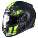 HJC CL-17 Full Face Helmet Arica MC-3HSF Black/Hi-Viz