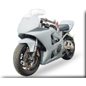 2000-01 Honda CBR929RR Complete Hotbodies Racing Bodywork Kit