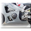 2000-01 Honda CBR929RR Hotbodies Racing Lower Bodywork Panel
