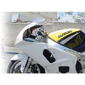 00-03 Suzuki GSXR 600/750 Hotbodies Racing Upper Bodywork Panel