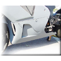 00-03 Suzuki GSXR 600/750 Hotbodies Racing Lower Bodywork Panel