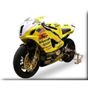 2003-04 Suzuki GSXR 1000 Complete Hotbodies Racing Bodywork Kit