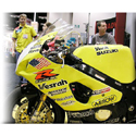2003-04 Suzuki GSXR 1000 Hotbodies Racing Upper Bodywork Panel