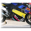 04-05 Suzuki GSXR 600/750 Hotbodies Racing Lower Bodywork Panel