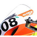 04-05 Suzuki GSXR 600/750 Hotbodies Racing Windscreen Clear