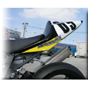 04-05 Suzuki GSXR 600/750 Hotbodies Racing Tail Bodywork Panel