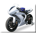 2004-06 Yamaha YZF R1 Complete Hotbodies Racing Bodywork Kit