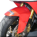 2004-05 Kawasaki ZX10R Hotbodies Racing Front Fender Body Panel