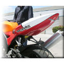 2004-05 Kawasaki ZX10R Hotbodies Racing Tail Bodywork Panel