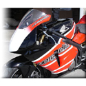2005-06 Honda CBR600RR Hotbodies Racing Upper Bodywork Panel