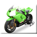 2005-06 Kawasaki ZX6-R Complete Hotbodies Racing Bodywork Kit