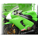 2005-06 Kawasaki ZX6-R Hotbodies Racing Upper Bodywork Panel