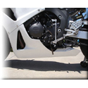 2006-07 Honda CBR1000RR Hotbodies Racing Lower Bodywork Panel