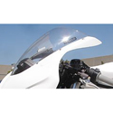 2006-07 Honda CBR1000RR Hotbodies Racing Windscreen Clear