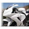 2006-07 Honda CBR1000RR Hotbodies Racing Upper Bodywork Panel