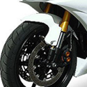 2006-07 Yamaha YZF R6 Hotbodies Racing Front Fender