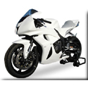 2007-08 Honda CBR600RR Complete Hotbodies Racing Bodywork Kit