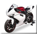 2007-08 Yamaha YZF R1 Complete Hotbodies Racing Bodywork Kit