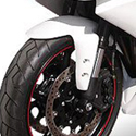 2007-08 Yamaha YZF R1 Hotbodies Racing Front Fender