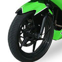 2008-12 Kawasaki 250R Hotbodies Racing Front Fender