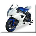 08-10 Suzuki GSXR 600/750 Complete Hotbodies Racing Bodywork Kit