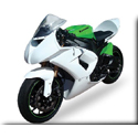 2008-10 Kawasaki ZX10-R Complete Hotbodies Racing Bodywork Kit