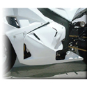 2009-12 Honda CBR600RR Hotbodies Racing Lower Bodywork Panel