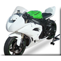 2009-12 Kawasaki ZX6-R Complete Hotbodies Racing Bodywork Kit