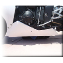 2009-11 Yamaha YZF R1 Hotbodies Racing Lower Bodywork Panel