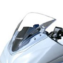 2013 Kawasaki Ninja 300 Hotbodies Racing Windscreen Clear