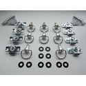 2007-08 Suzuki GSXR 1000 Hotbodies Racing Fastener Kit