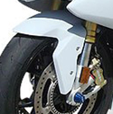2010-14 BMW S1000RR Hotbodies Racing Front Fender Bodywork Panel