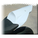 2010-14 BMW S1000RR Hotbodies Racing Tail Panel w/ SBK Seat
