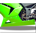 2008-12 Kawasaki 250R Hotbodies Color Form Lower Bodywork Panel
