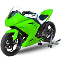 2013 Kawasaki Ninja 300 Complete Hotbodies Color Form Bodywork
