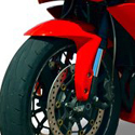 2009-12 Honda CBR600RR Hotbodies Color Form Front Fender