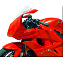 2009-12 Honda CBR600RR Hotbodies Color Form Upper Bodywork Panel