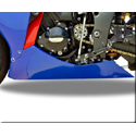 2009-11 Yamaha YZF R1 Hotbodies Color Form Lower Bodywork Panel