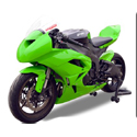 2009-12 Kawasaki ZX6R Complete Hotbodies Color Form Bodywork Kit