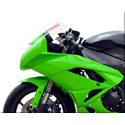 2009-12 Kawasaki ZX6R Hotbodies Color Form Upper Bodywork Panel