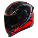 Icon Airframe Pro Full Face Motorcycle Helmet Halo Carbon Glory