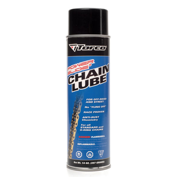 Torco Titanium Power Slide Chain Lube 14oz