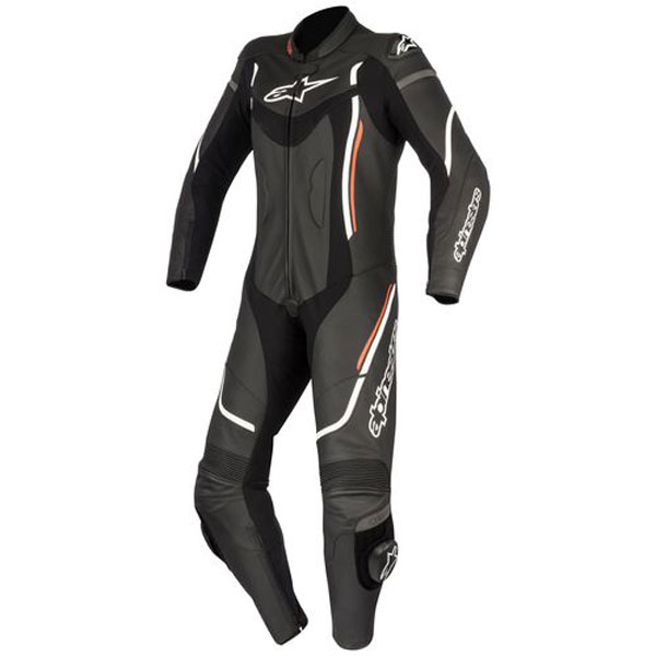 Alpinestars Stella Motegi V2 1Piece Leather Suit Black/White/Red