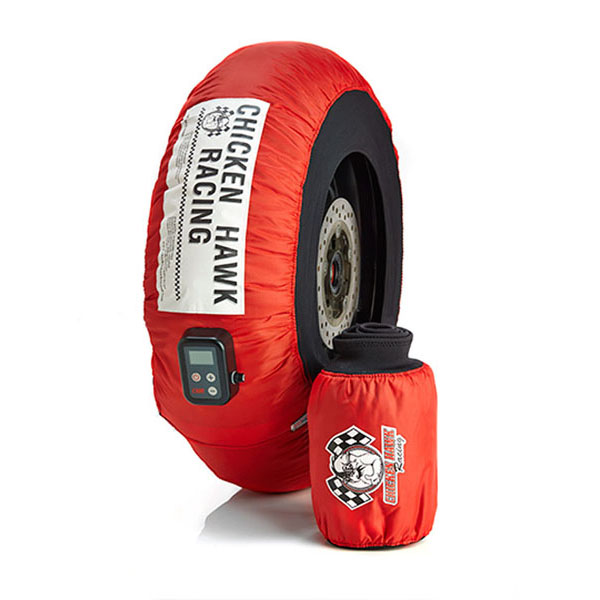 Chicken Hawk Racing Privateer Digital Model Tire Warmers