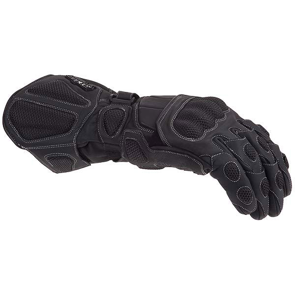 Cortech Scarab Winter Motorcycle Gloves Black