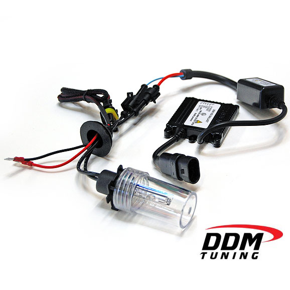 DDM Motorcycle Slim HID Kit