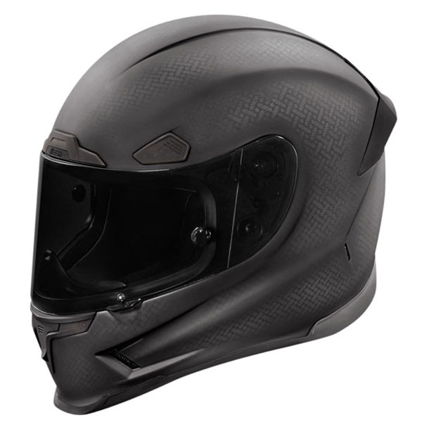 Icon Airframe Pro Full Face Motorcycle Helmet Ghost Carbon Small