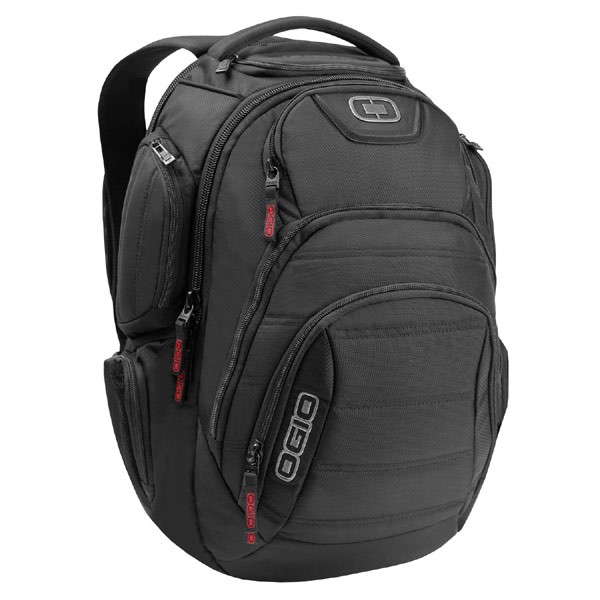 Ogio REV Laptop Backpack Black
